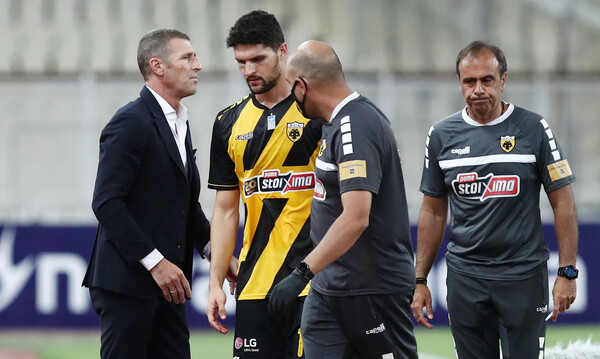 AEK: Ξανά ατομικό ο Αλμπάνης, όλα ανοικτά για ΠΑΟΚ