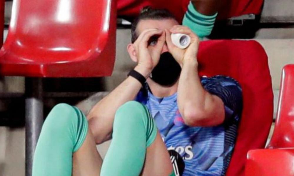 Ρεάλ Μαδρίτης: Πληρώνουν για να φύγει ο Μπέιλ (photos)