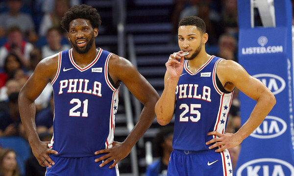 NBA: Έτοιμοι για την υπέρβαση Εμπίντ και Σίμονς (video)