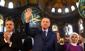 «Μαθήματα» Ιστορίας από τον Ερντογάν: Ο Μωάμεθ ήταν ηγέτης και των Ορθοδόξων