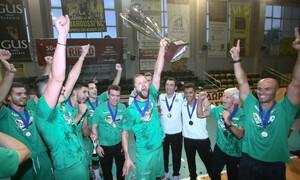 Τον γύρο του κόσμου το πρωτάθλημα του Παναθηναϊκού (photos)
