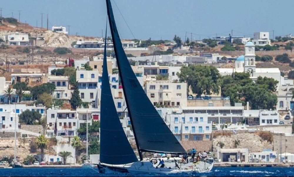 Θρυλικός Έλληνας ιστιοπλόος διεκδικεί μία θέση στα Ρεκόρ Γκίνες
