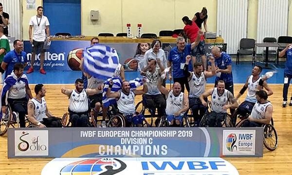 Στο ΣΕΦ το Πανευρωπαϊκό Πρωτάθλημα μπάσκετ με αμαξίδιο!