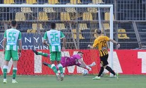 Άρης - Παναθηναϊκός: Η πρόβλεψη ότι ο Ξενόπουλος θα πιάσει το πρώτο πέναλτι της καριέρας του (video)