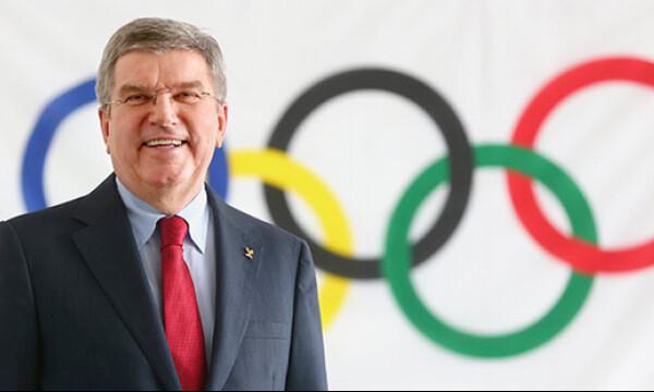 Μπαχ: «Να γιορτάσουμε τους Ολυμπιακούς Αγώνες του Τόκιο»
