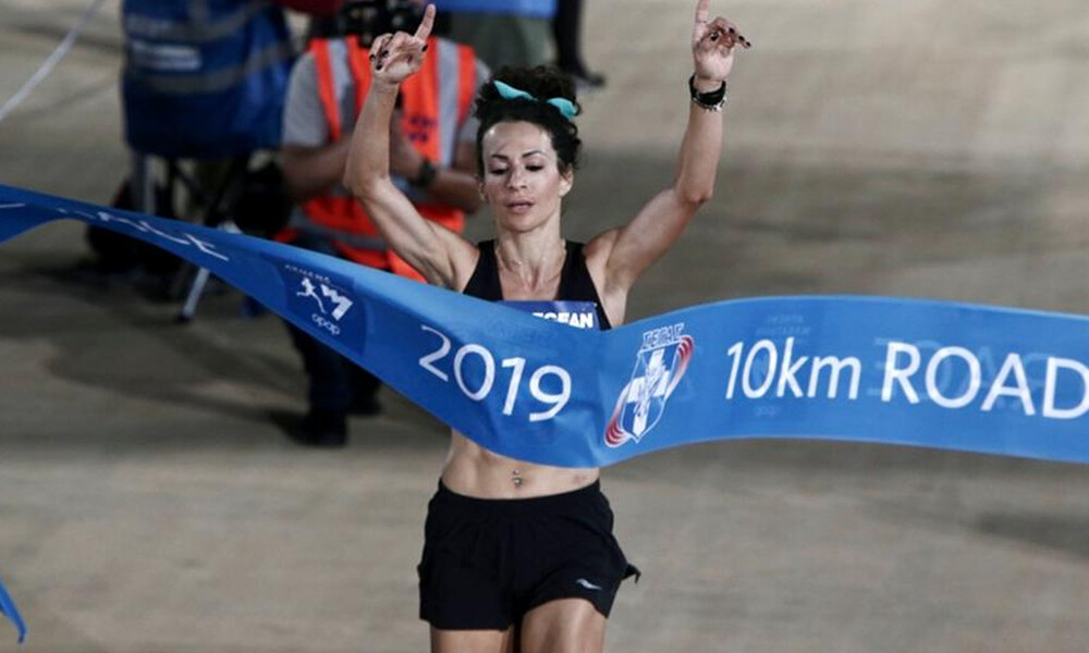 Η Γκλόρια Πριβιλέτζιο νικήτρια στο Πανελλήνιο Πρωτάθλημα 10.000 μ. με νέο ατομικό ρεκόρ!