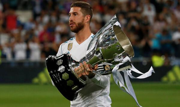 La Liga: Σηκώνει το πρωτάθλημα η Ρεάλ (photos)