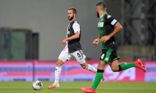 Serie A: «Μπλόκαρε» την Γιουβέντους η Σασουόλο (videos)