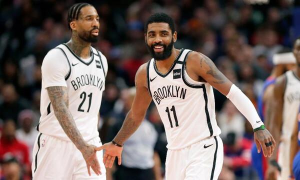 NBA: Οι καλύτερες στιγμές των Μπρούκλιν Νετς (video)