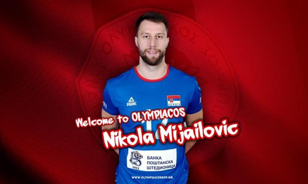 Διπλό μεταγραφικό χτύπημα με Μιγιαΐλοβιτς και Εγκλεσκάλνς ο Ολυμπιακός