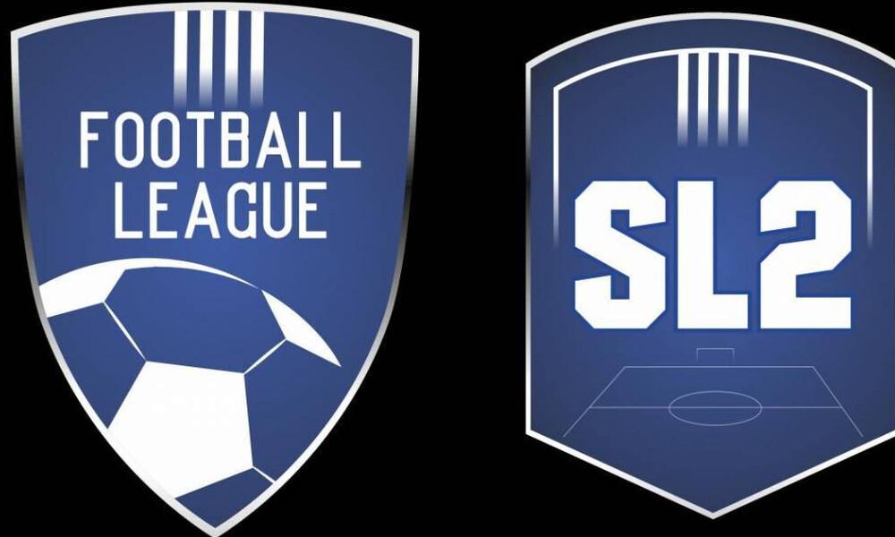 Super League 2-Football League: Την Παρασκευή οι εκλογές