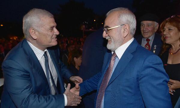 ΑΕΚ-ΠΑΟΚ: Αυτά είπαν Μελισσανίδης-Σαββίδης για τα δελτία