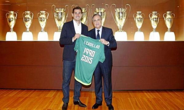 Ρεάλ Μαδρίτης: Ετοιμάζεται για τη μεγάλη επιστροφή ο Κασίγιας (videos)