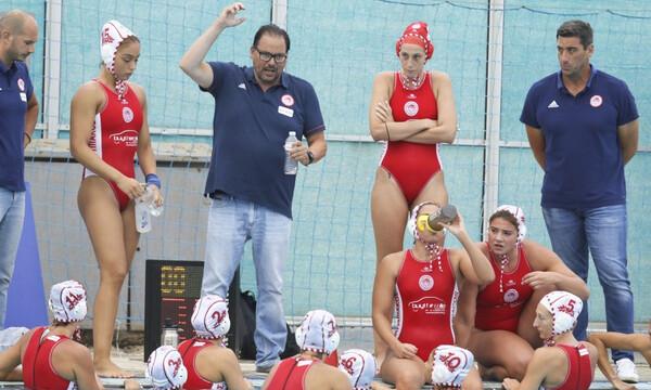 Κύπελλο πόλο γυναικών: Στον τελικό ο Ολυμπιακός