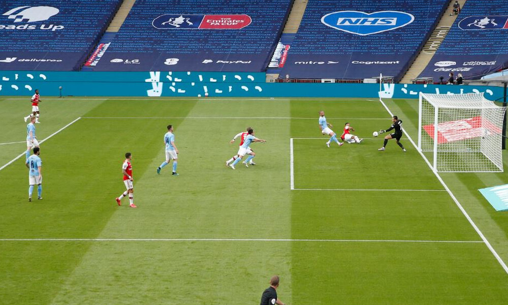 FA Cup: Με διπλό «χτύπημα» Ομπαμεγιάνγκ στον τελικό η Άρσεναλ (video)
