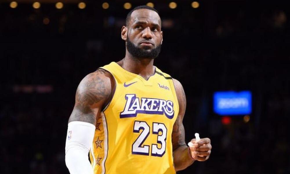 NBA: «Φέτες» ο Λεμπρόν - Σε απίστευτη κατάσταση ο «βασιλιάς» (photos)