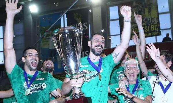 Πανταλέων: «Δώσαμε χαρά στον κόσμο - Ο κ. Γιαννακόπουλος έβγαλε από το τέλμα τον σύλλογο»