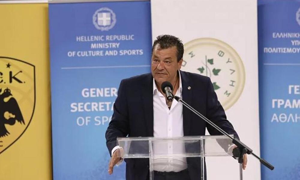 Δήμαρχος Φυλής: «Αυτά θα αλλάξουν με το γήπεδο της ΑΕΚ στην περιοχή»