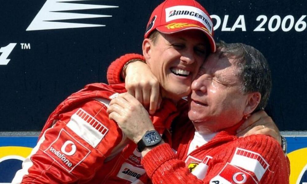 Μίκαελ Σουμάχερ: Αποκάλυψη για την υγεία του από τον πρόεδρο της FIA
