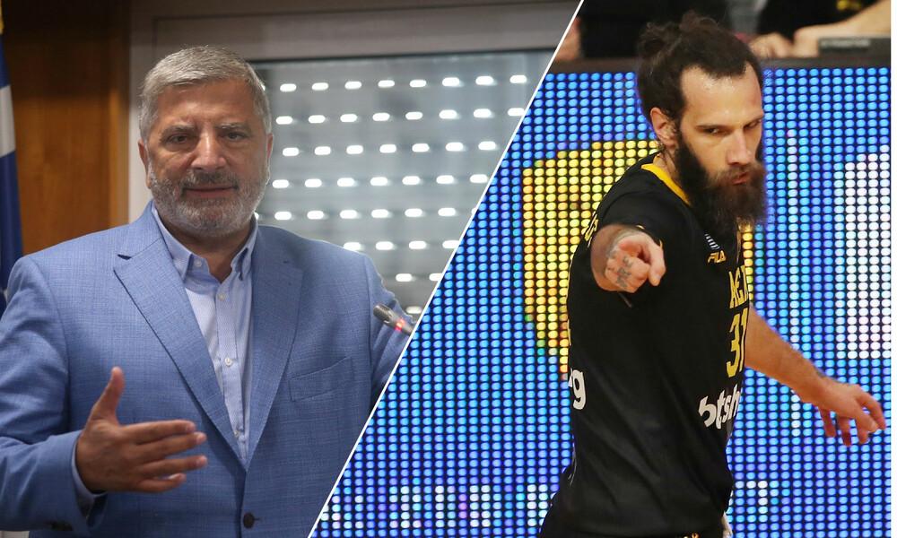 Με Γ. Πατούλη και Χ. Γιαννόπουλο το OnSports FM της Κυριακής (audio)