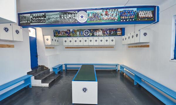 ΑΟ Αγίου Νικολάου: Τα αποδυτήρια… Super League (photos+video)