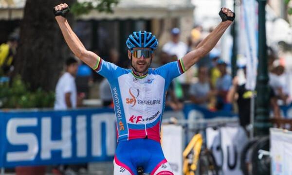 Ποδηλασία: Πρωταθλητής Marathon ο Περικλής Ηλίας!