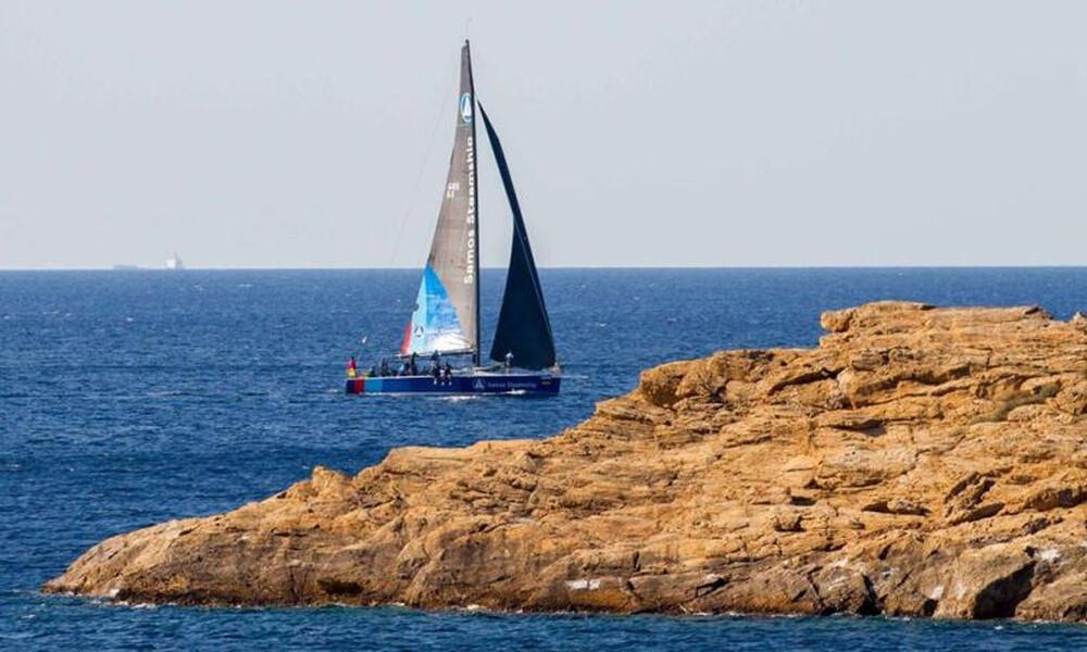 Το «Optimum 3 – Samos Steamship», νικητής του ιστορικού αγώνα «57ου Ράλλυ Αιγαίου» (vds+pics)