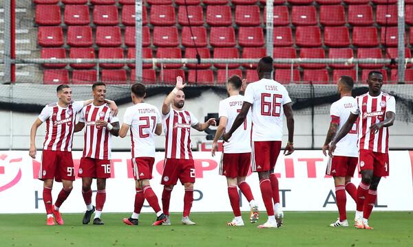 Ολυμπιακός-ΑΕΚ 3-0: Φιέστα τίτλου με «κιτρινόμαυρους» καλεσμένους!