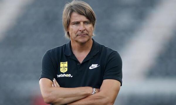 Ένινγκ: «Περήφανος που είμαι προπονητής αυτών των ποδοσφαιριστών»