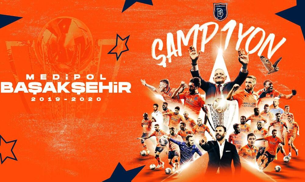 Τουρκία: Έγραψε ιστορία η Μπασακσεχίρ κατακτώντας το πρωτάθλημα (videos+photos)