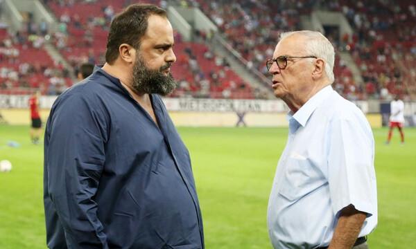 Θεοδωρίδης: «Με συγκίνησε ο Μαρινάκης, στην ΕΠΟ δεν έχουν ιδέα»