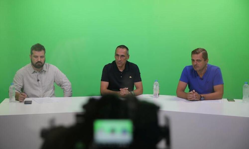 Δώνης στο Onsports Live: «Απ' όλες τις μεταγραφές έβαλα το χέρι μου μόνο στον Ζαχίντ»!