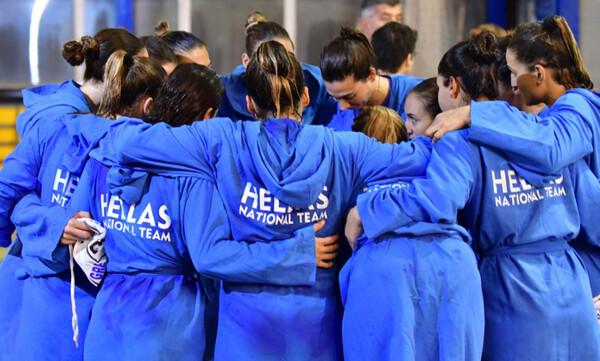 Ακυρώθηκε το camp της Εθνικής πόλο Γυναικών και το φιλικό με την Ισπανία, λόγω κορονοϊού