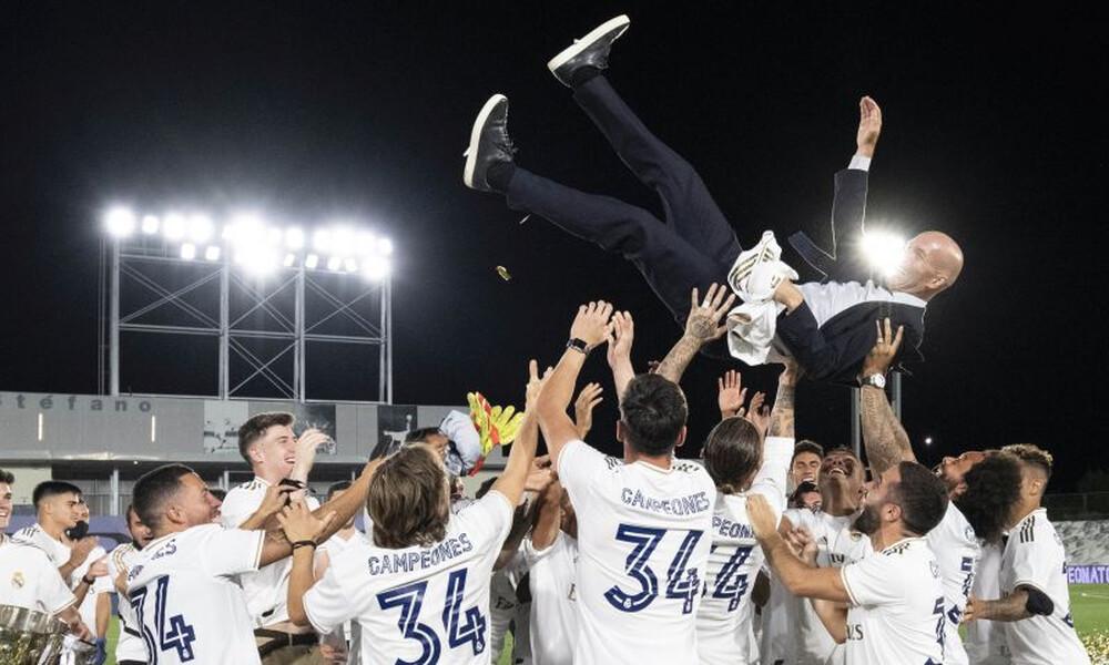 La Liga: Τα Infographics και οι 20 καλύτερες φωτογραφίες της σεζόν! (photos)