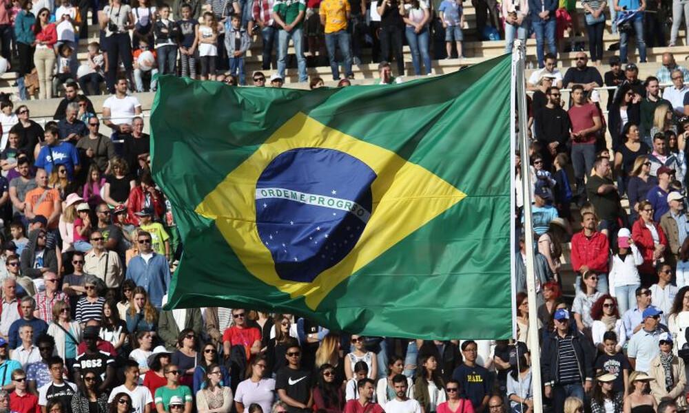 Ξεκίνησαν ξανά προπονήσεις οι Βραζιλιάνοι αθλητές