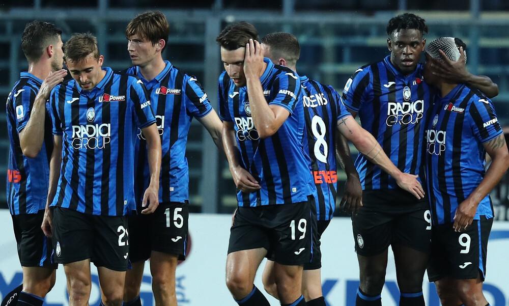 Serie A: «Τρελαίνει» κόσμο η Αταλάντα! Ιστορικά επιτεύγματα και... κυνηγάει τη Γιούβε (vid)