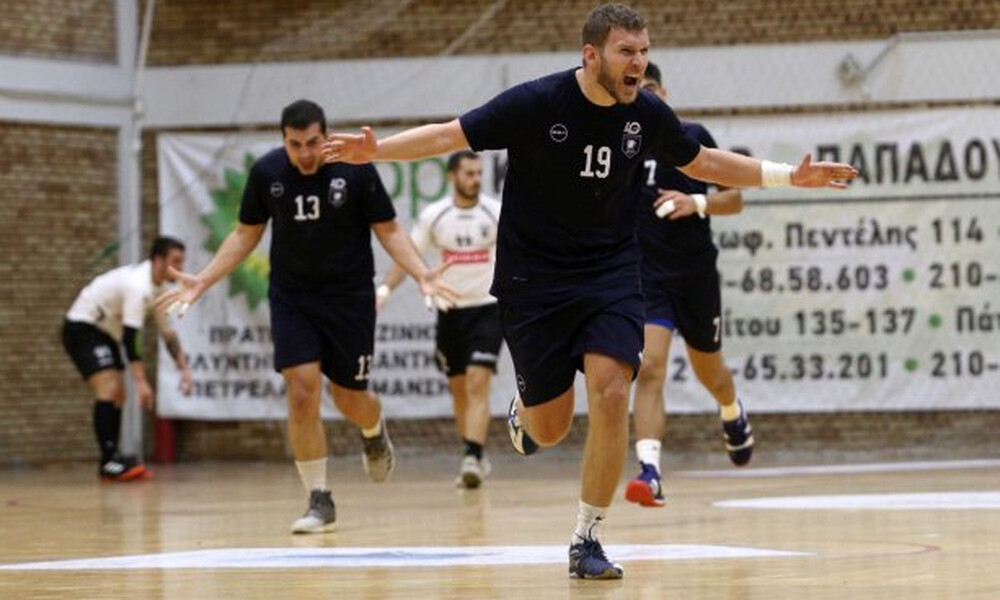 Νέος αρχηγός στην ομάδα χάντμπολ του ΑΣΕ Δούκα ο Κώστας Ντούνης!