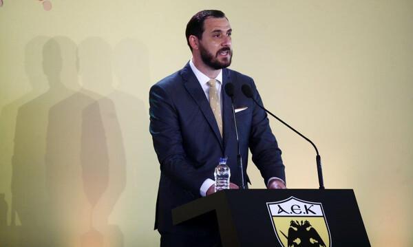 Λυσάνδρου: «Η ΟΠΑΠ Αρένα θα είναι πολλά περισσότερα από ένα γήπεδο»