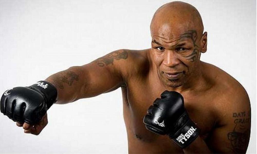 Πυγμαχία: Επιστρέφει και επίσημα στο ρινγκ ο Μάικ Τάισον