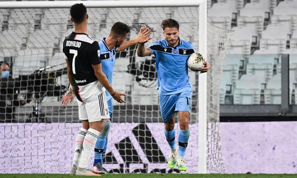 Serie A: Προσπέρασε τον Κριστιάνο Ρονάλντο ο Τσίρο Ιμόμπιλε!