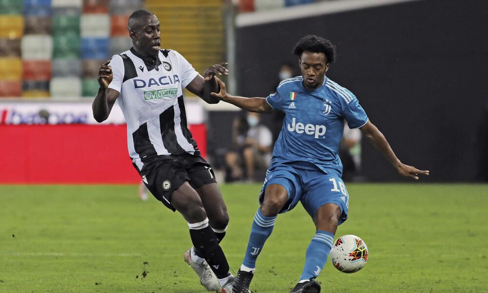 Serie A: Το πάνω χέρι η Γιουβέντους αλλά... (photos)
