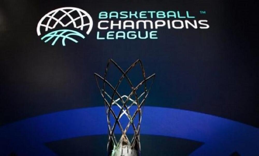 Basketball Champions League: Το πρόγραμμα για ΑΕΚ και Περιστέρι