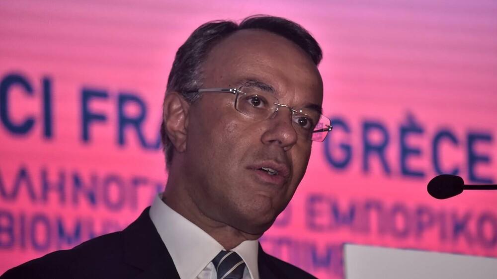 Σταϊκούρας: Συνεχίζονται οι προσπάθειες για μεταρρυθμίσεις και στήριξη της ρευστότητας