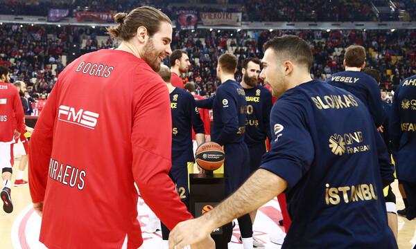 Ολυμπιακός: «Αγανάκτησε» με Σλούκα  ο Μπόγρης! (photo)