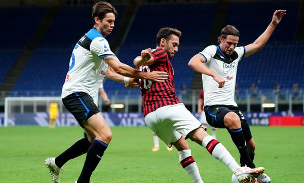 Serie A: Σε εξαιρετική κατάσταση αλλά όχι... χαρούμενες Μίλαν και Αταλάντα!
