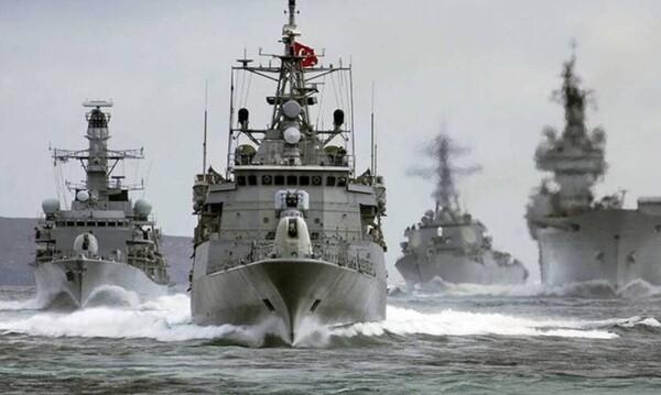 Κινητικότητα στο Αιγαίο - Σταδιακή αποχώρηση τουρκικών πλοίων