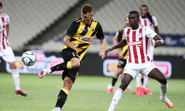 Σιμάνσκι: «Ένα κύπελλο κι εθνική ομάδα με την ΑΕΚ»
