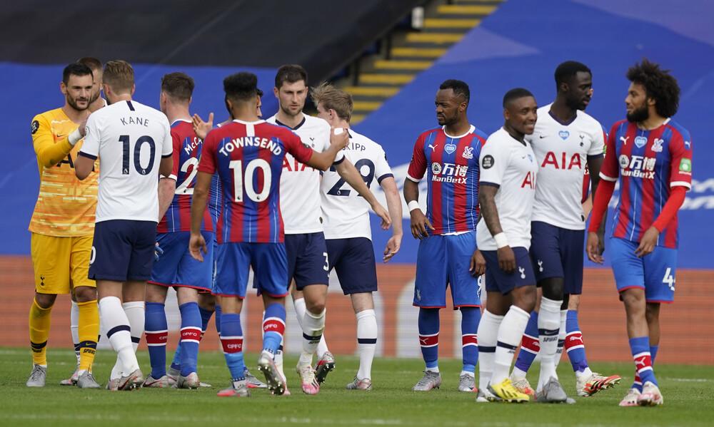 Premier League: Στο Europa League παρά την ισοπαλία η Τότεναμ (videos)