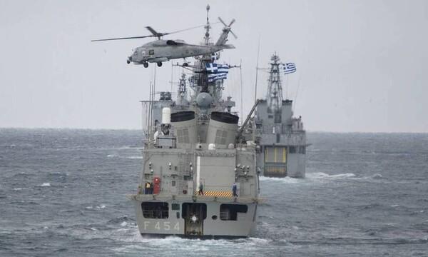 Στην αντεπίθεση η Ελλάδα: NAVTEX με πραγματικά πυρά στο Αιγαίο!