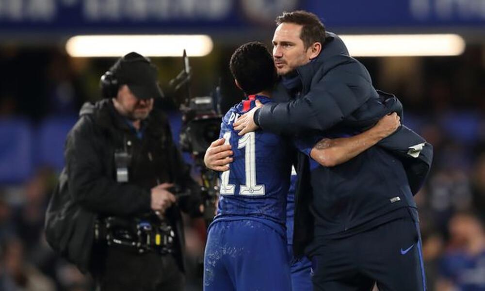 Λάμπαρντ: «Ο αποψινός ήταν ο τελευταίος αγώνας του Πέδρο στην Premier League»